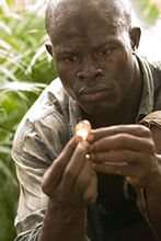 """Djimon Hounsou dołączył do """"Tarzana"""""""