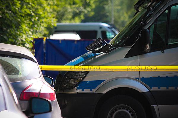 Karambol na Mazowszu. Zderzyły się cztery samochody, dwie osoby są ranne