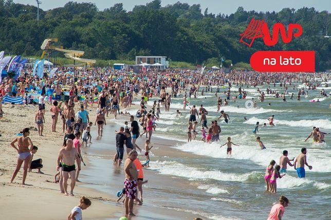 W lipcu najpopularniejszym kierunkiem wakacyjnym w Polsce okazało się Władysławowo