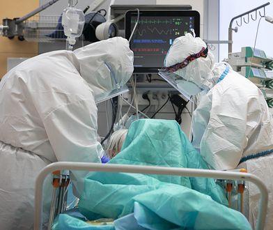 Brakuje medyków w szpitalu tymczasowym na Ursynowie. Wojewoda chce oddelegować tam lekarzy i pielęgniarki