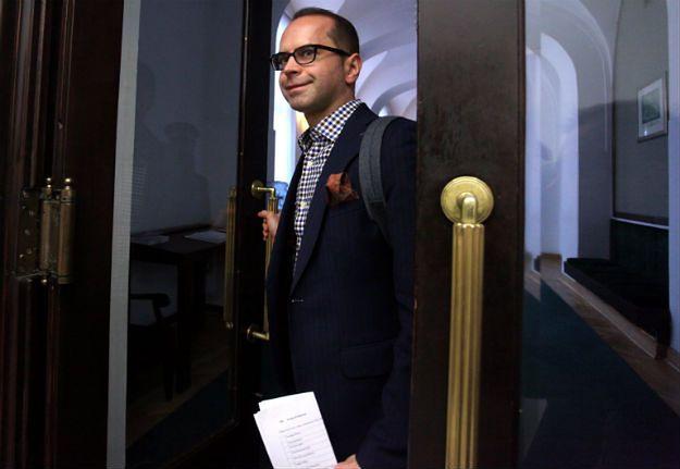 Michał Szczerba złożył skargę do Europejskiego Trybunału Praw Człowieka