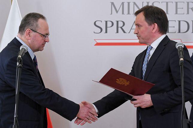 Zbigniew Ziobro odznaczył wydalonego z Norwegii konsula