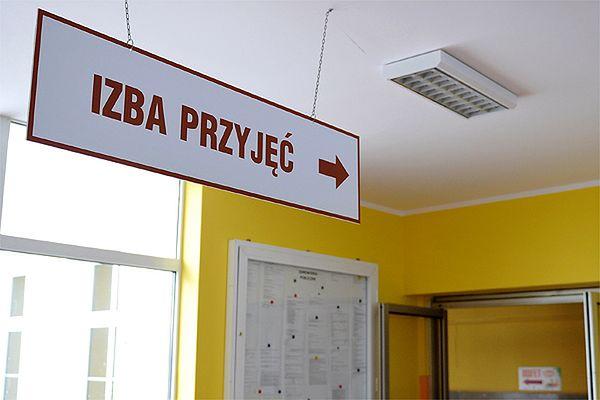 Szpitale zapełnią się więźniami