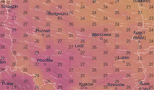 Pogoda. Takie temperatury mają pojawić się w Polsce w weekend