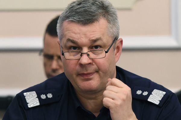 Komendant Główny Policji Marek Działoszyński złożył rezygnację