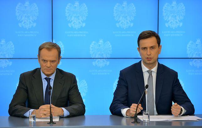 PO szuka prezydenta. Schetyna woli Kosiniaka-Kamysza od Tuska