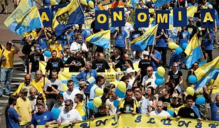 Katowice, rok 2009, III marsz na rzecz autonomii Śląska // fot. Bartłomiej Barczyk
