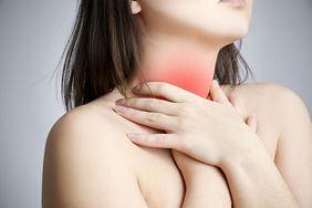 Objawy raka gardła i krtani
