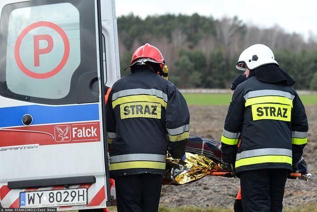 Gdańsk. Wypadek na S7. Ranne dziecko (zdjęcie ilustracyjne)