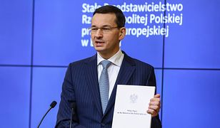Dyrektor przedstawicielstwa Komisji Europejskiej w Polsce Marek Prawda, stoi za wyjazdem sędziów i adwokatów do Brukseli