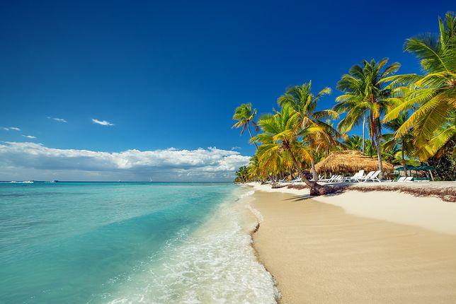 Rajska Dominikana dzieli powierzchnię z Haiti