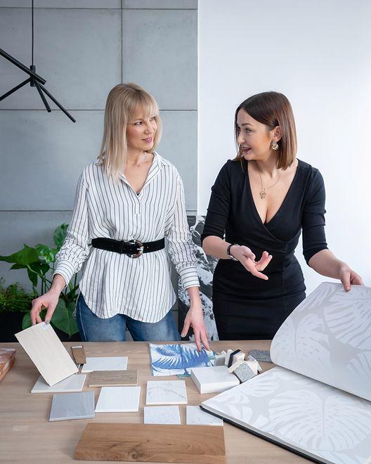 Jak osiągnąć efekt niewielkim kosztem? Metamorfoza wnętrza według Beaty Kwiatkowskiej i Joanny Real-Studzińskiej, projektantek i autorek bloga Make Home Easier