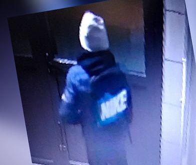 Policja opublikowała zdjęcia podejrzanego