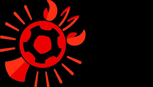 Logo charytatywnego wydarzenia sportowego Wykopmy Raka