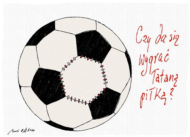 Andrzej Pągowski: Czy da się wygrać łataną piłką?