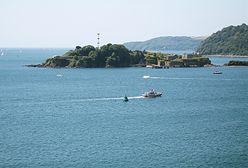 Historyczna wyspa została wystawiona na sprzedaż. Planują tam zbudować luksusowy hotel