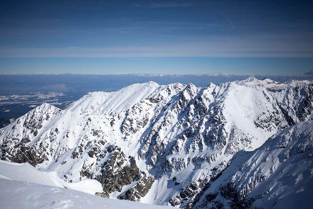 Tatry zimą (zdjęcie ilustracyjne)