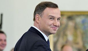 Z sondażu wynika, że rywale prezydenta w wyborach nie pokonają Andrzeja Dudy