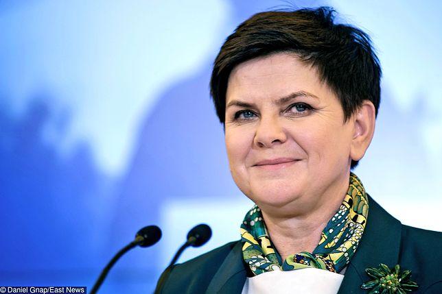 Urodziny premier Beaty Szydło. Dziś jest twarzą PiS, dawniej o mało nie została... członkinią PO