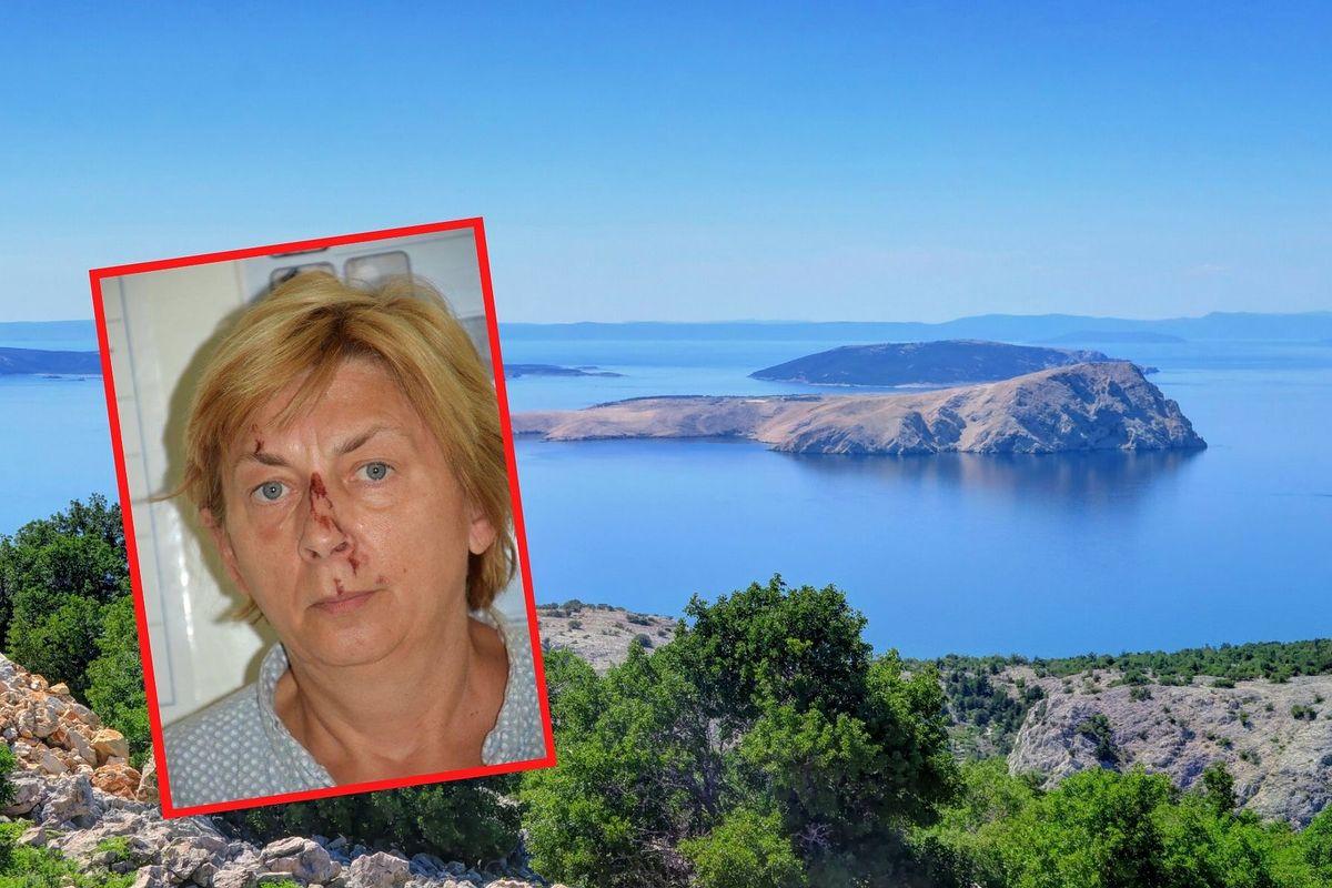 Tajemniczą kobietę odnaleziono na wybrzeżu wyspy. Mówi po angielsku, ale nie wie, kim jest