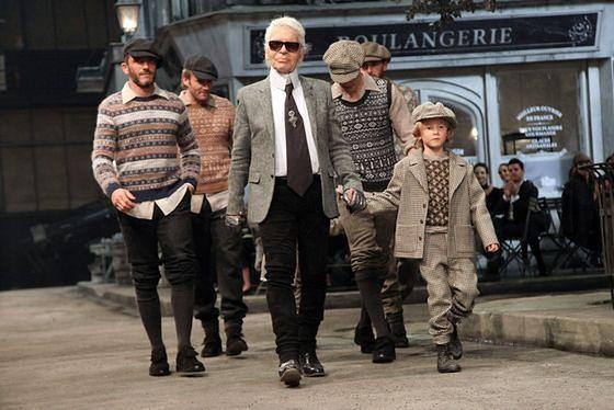 Nowy pokaz Chanel w Rzymie