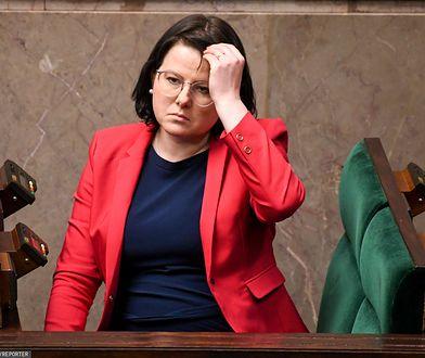 Kaja Godek, znana aktywistka antyaborcyjna