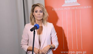Małgorzata Rozenek-Majdan walczy o refundację in vitro