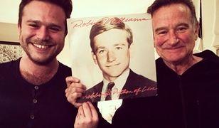 Piękny gest najstarszego syna Robina Williamsa. Złożył ojcu subtelny hołd
