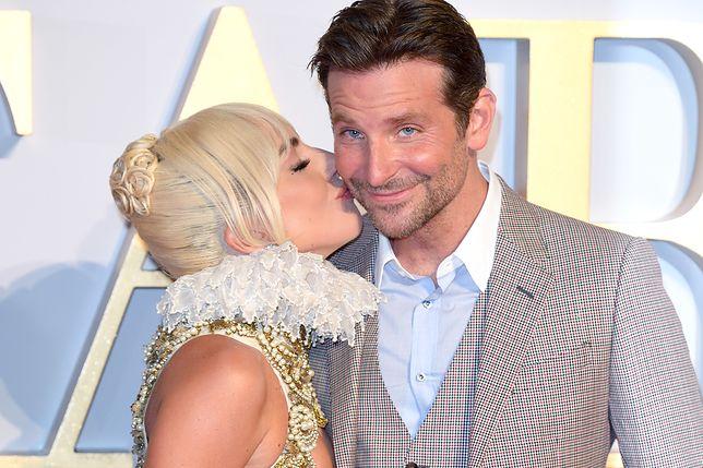 """Lady Gaga i Bradley Cooper zagrali kochanków w """"Narodzinach gwiazdy"""""""