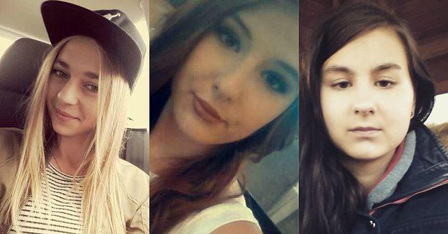 Trzy nastolatki zaginęły w święta.