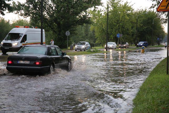 Na terenach zagrożonych powodzią może dochodzić do podtopień