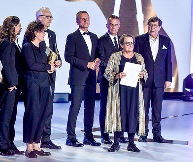 Agnieszka Holland otrzymała Złote Lwy na 44. Festiwalu Polskich Filmów Fabularnych w Gdyni