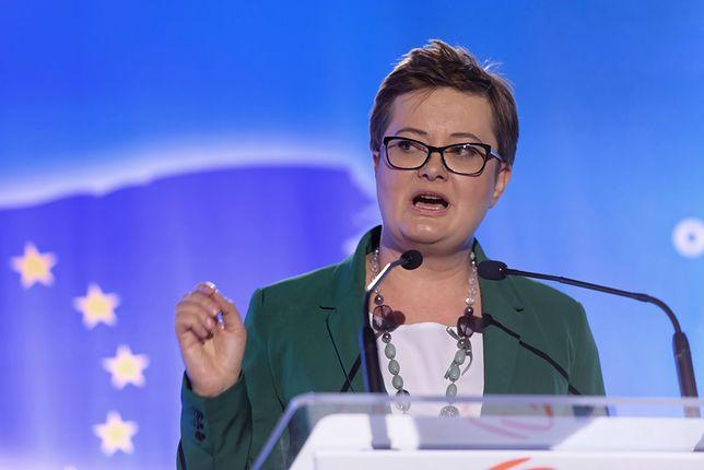 Katarzyna Lubnauer dążyła do współpracy z PO. Nie wszyscy byli z tego zadowoleni
