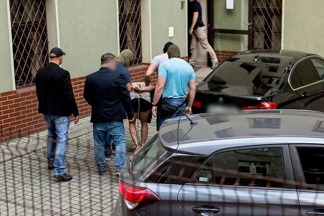 """Jakub A., podejrzany o zabójstwo Kristiny z Mrowin, ma status """"niebezpiecznego aresztowanego"""""""
