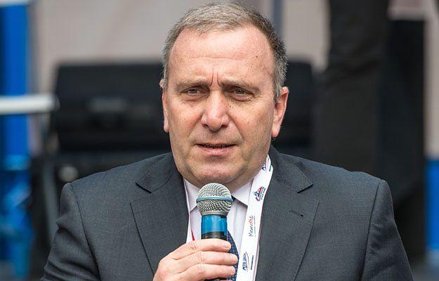 Grzegorz Schetyna namawiał do udziału w wyborach i głosowania na Bronisława Komorowskiego