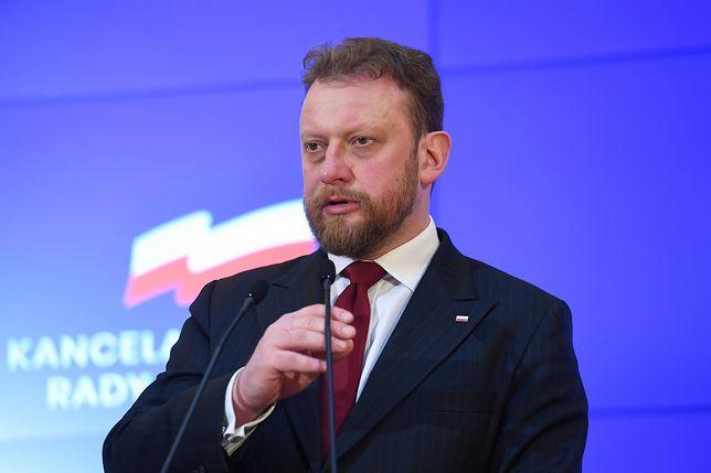 Koronawirus w Polsce. Minister zdrowia poinformował o stanie chorych