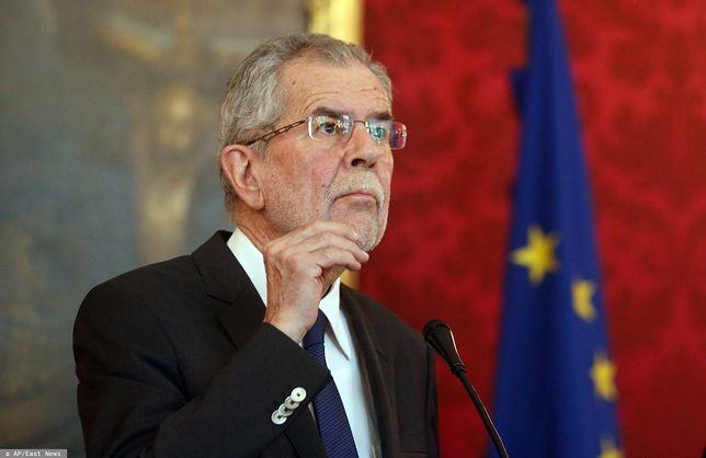 """Prezydent Austrii zgadza się z Emmanuelem Macronem w kwestii """"śmierci mózgu NATO"""""""