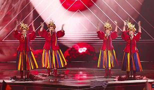 Eurowizja 2019: występ zespołu Tulia