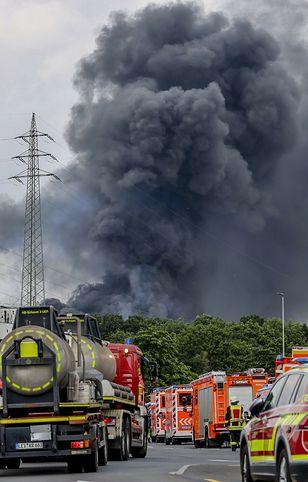 Niemcy. Ofiara śmiertelna i wielu rannych po wybuchu w Leverkusen