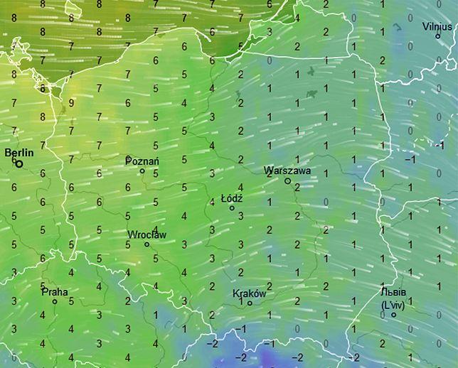 """Na koniec świąt czeka nas """"wiosna"""" - w czwartek rano na zachodzie będzie 9 st. C"""