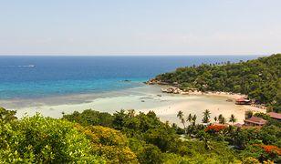 Tajlandzka wyspa Koh Tao