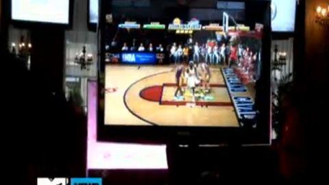 Wsad za wsadem - 2 minuty z NBA Jam