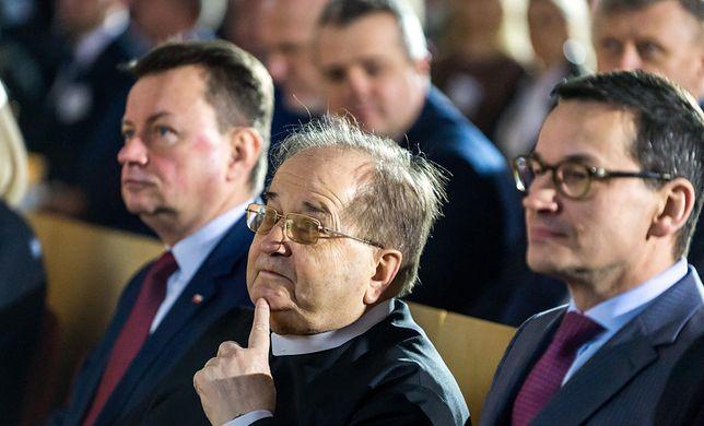 Polacy odnieśli się do doniesień, według których o. Rydzyk miałby wystawił własną listę do PE