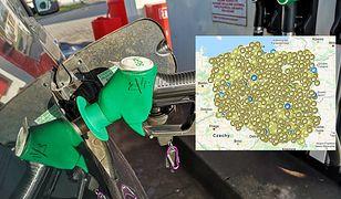 Jakość paliw na polskich stacjach. UOKiK pokazuje mapę