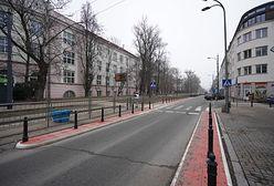 """Warszawa. Bezpieczniejsi piesi na Rakowieckiej. ZDM """"poprawia"""" Mokotów [ZDJĘCIA]"""