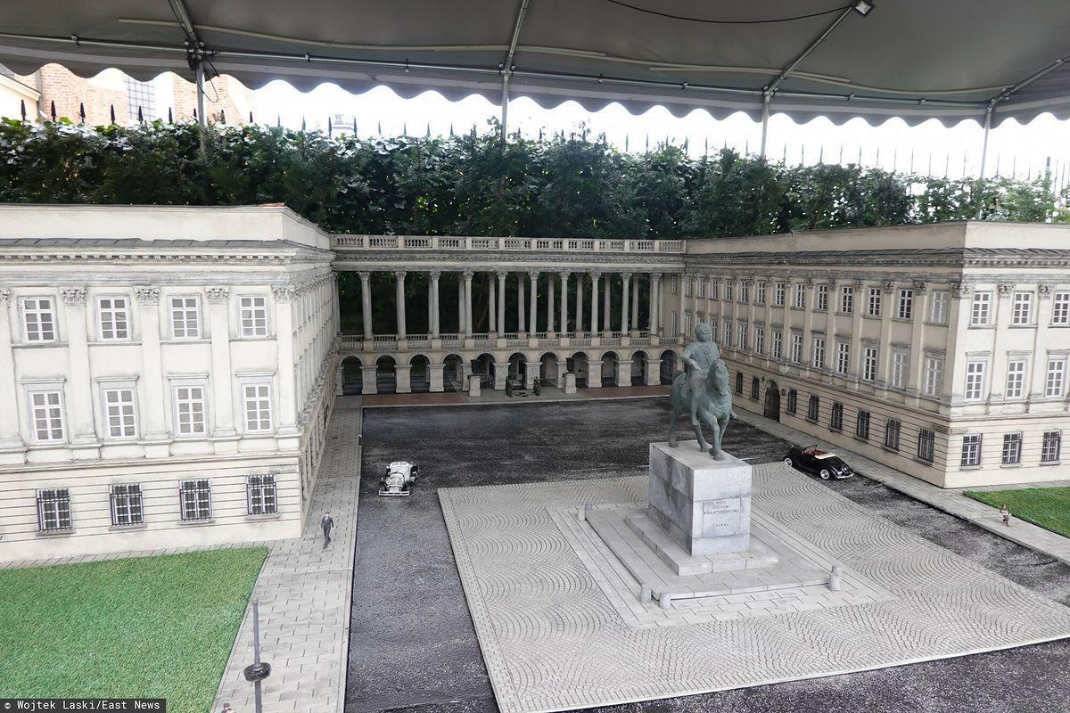 Polski Ład dotknie Warszawy. Kaczyński zapowiada odbudowę ważnego pałacu