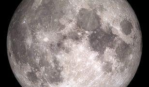 Księżyc nie jest taki stary, jak sądzili naukowcy