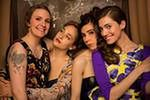 ''Dziewczyny'': Lena Dunham tańczy z dziewczynami