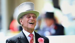 Książę Filip, mąż królowej Elżbiety, przechodzi na emeryturę