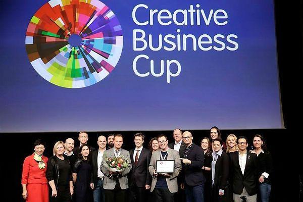 Nagroda najbardziej kreatywnych przedsiębiorców dla gdańskiej firmy